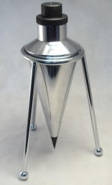 Industrial Plumb Bob 7,3 kg with tripod