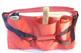 Surveyor Travel bags for stakes